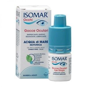 Picaturi pentru Ochi Rosii Iritati, Isomar 10 ML