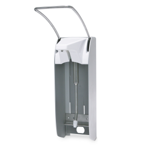 Dozator de Perete Inox - Flacon 1000ml Inclus
