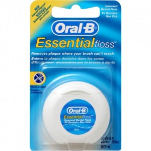 Ata Dentara Necerata Essential Floss Oral B- 50m