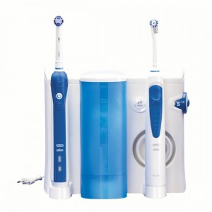 Dus Bucal + Periuta Electrica Oral B